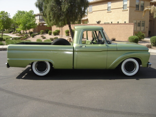 Ford Pick up 1958 - 1966 custom & mild custom T2ec1814