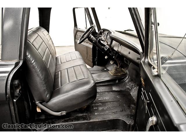 Ford Pick up 1958 - 1966 custom & mild custom T2ec1885