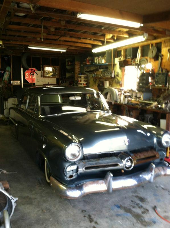 Ford 1952 - 1954 custom & mild custom T2ec1895