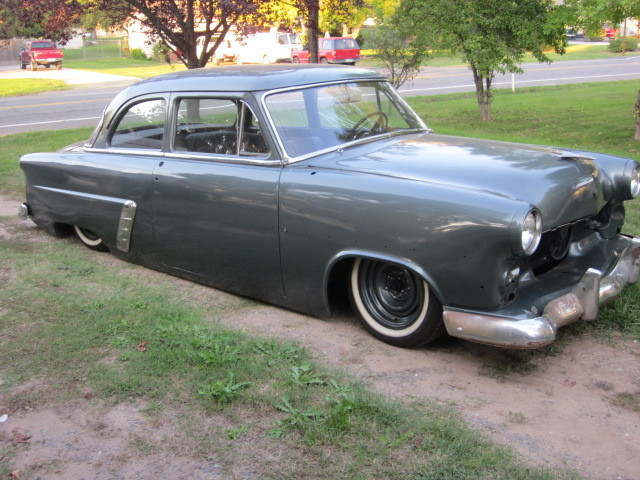 Ford 1952 - 1954 custom & mild custom T2ec1896