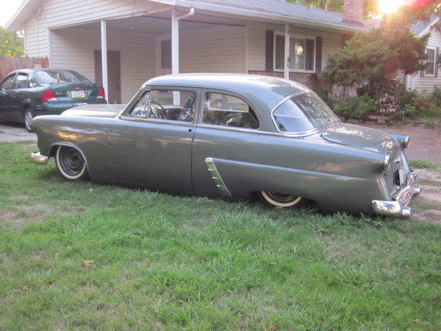 Ford 1952 - 1954 custom & mild custom T2ec1898