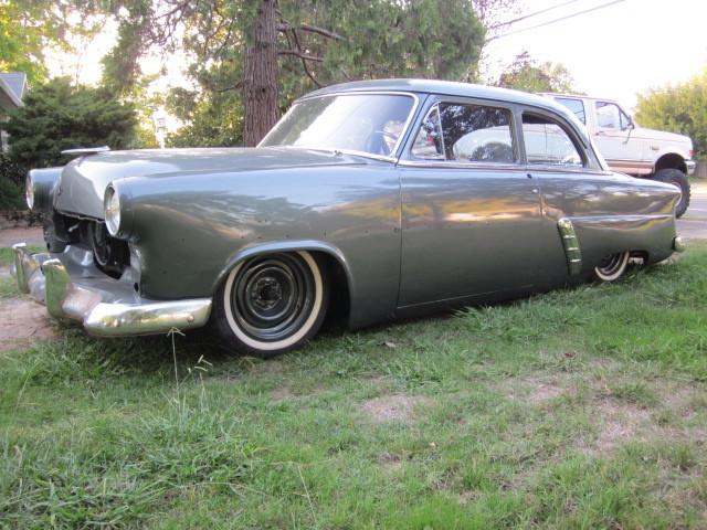 Ford 1952 - 1954 custom & mild custom T2ec1900