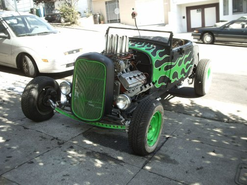 1928 - 29 Ford  hot rod - Page 2 T2ec1929