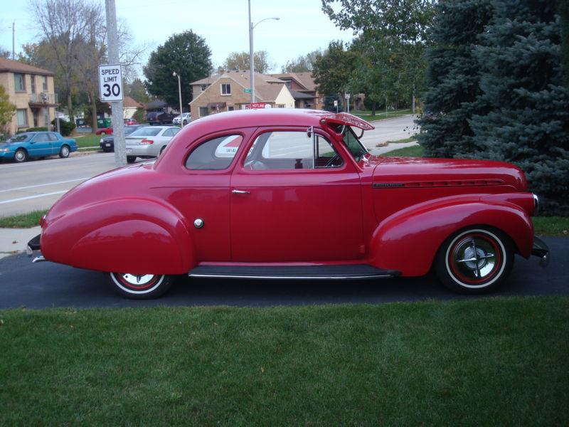 Chevy 1940 - 45 custom & mild custom T2ec1936