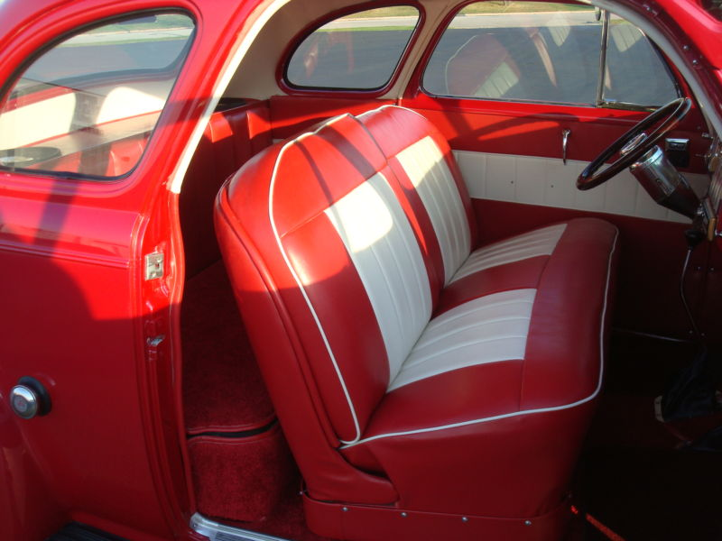 Chevy 1940 - 45 custom & mild custom T2ec1940