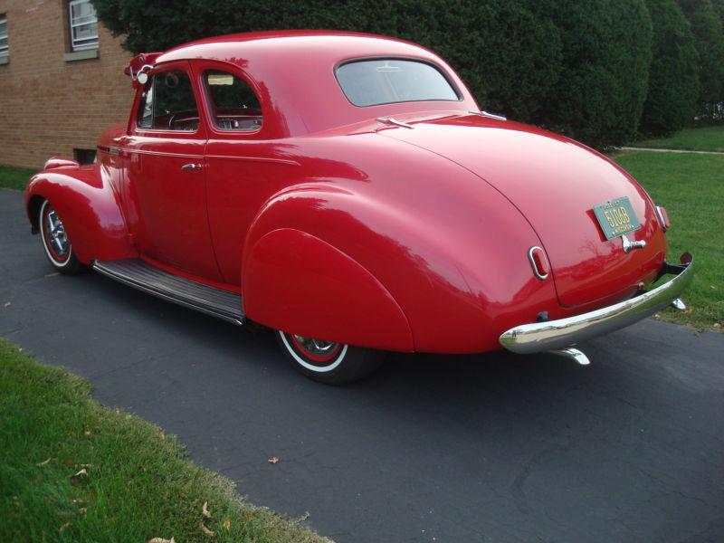 Chevy 1940 - 45 custom & mild custom T2ec1942