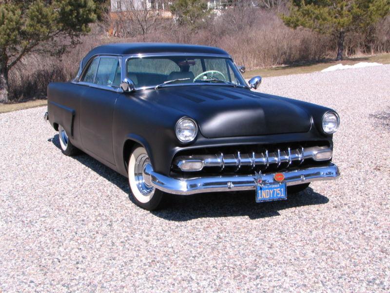 Ford 1952 - 1954 custom & mild custom T2ec1950