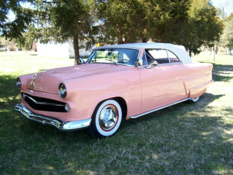 Ford 1952 - 1954 custom & mild custom T2ec1983