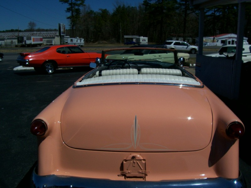 Ford 1952 - 1954 custom & mild custom T2ec1986