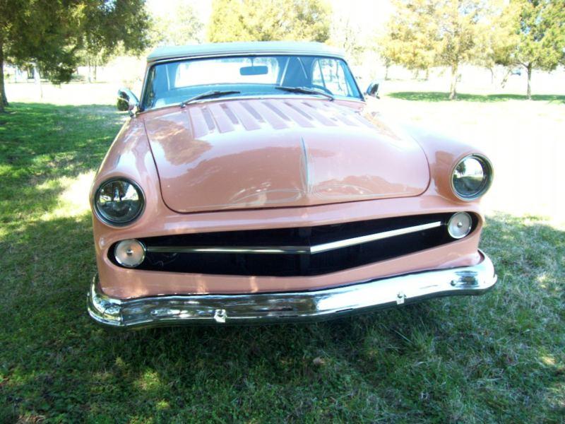Ford 1952 - 1954 custom & mild custom T2ec1988