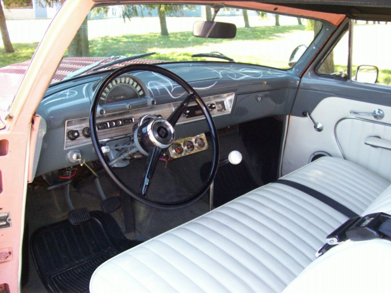 Ford 1952 - 1954 custom & mild custom T2ec1989