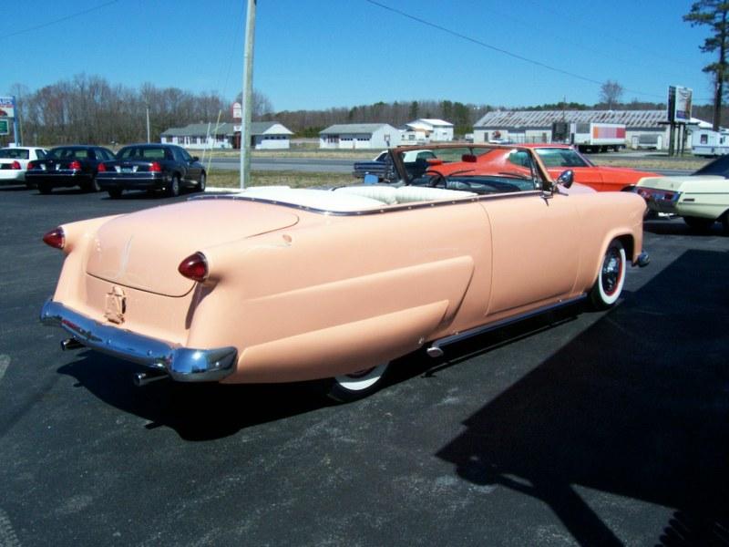 Ford 1952 - 1954 custom & mild custom T2ec1990