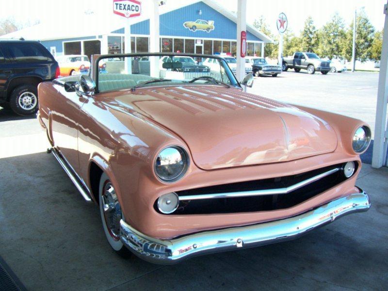 Ford 1952 - 1954 custom & mild custom T2ec1991