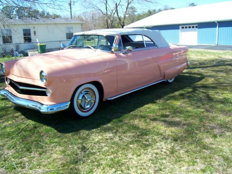 Ford 1952 - 1954 custom & mild custom T2ec1992