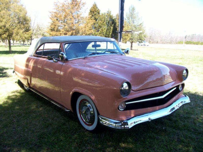 Ford 1952 - 1954 custom & mild custom T2ec1993