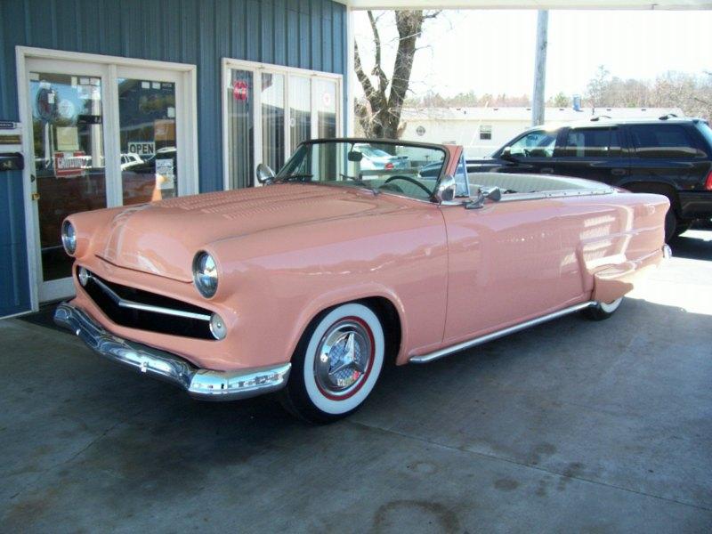 Ford 1952 - 1954 custom & mild custom T2ec1995