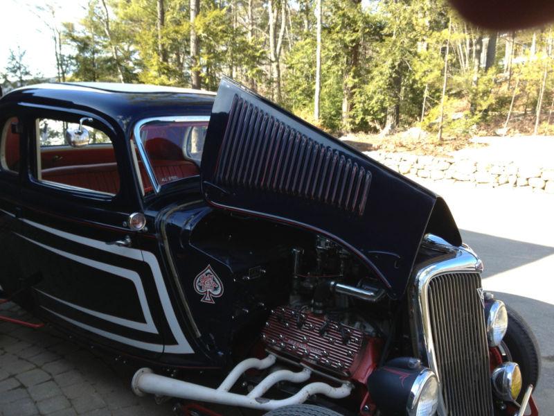 1933 - 34 Ford Hot Rod T2ec2015