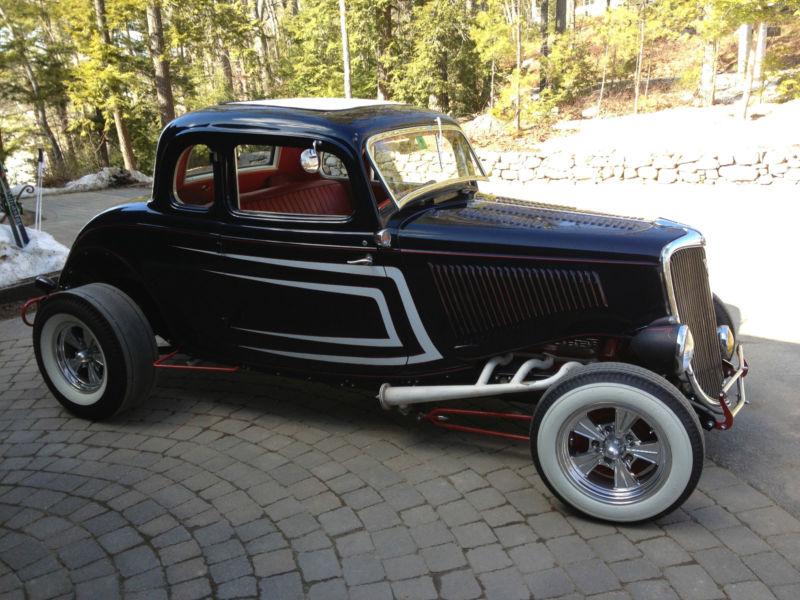 1933 - 34 Ford Hot Rod T2ec2023