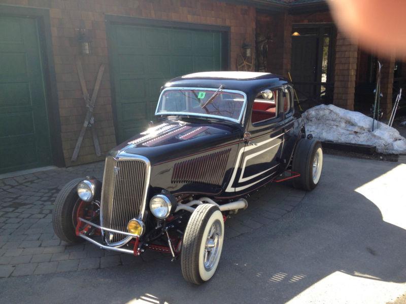 1933 - 34 Ford Hot Rod T2ec2025