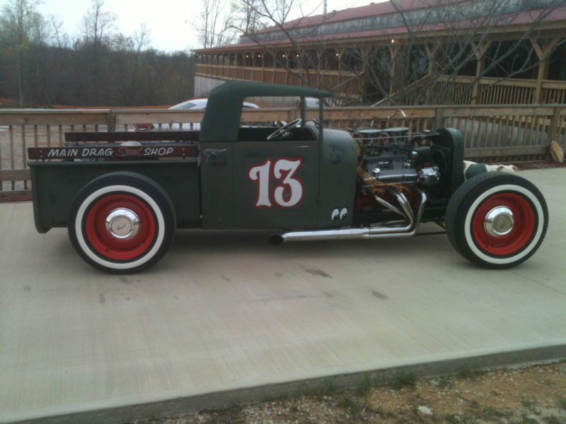 1928 - 29 Ford  hot rod - Page 2 T2ec2028