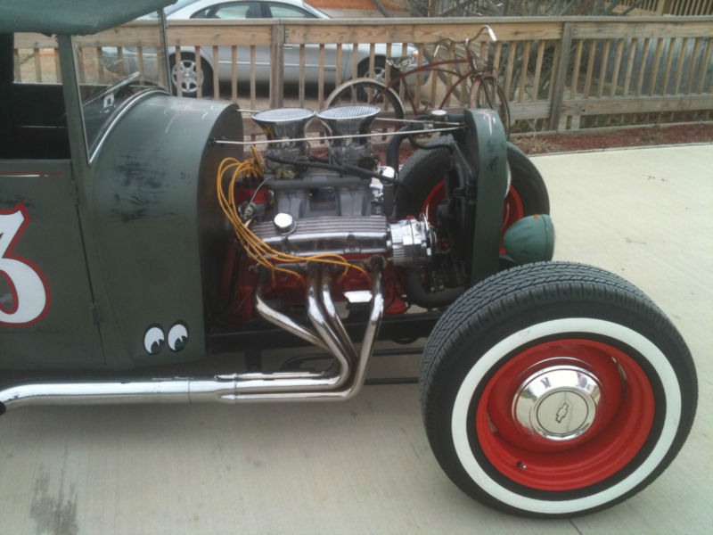 1928 - 29 Ford  hot rod - Page 2 T2ec2029