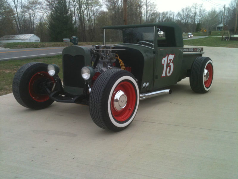 1928 - 29 Ford  hot rod - Page 2 T2ec2031