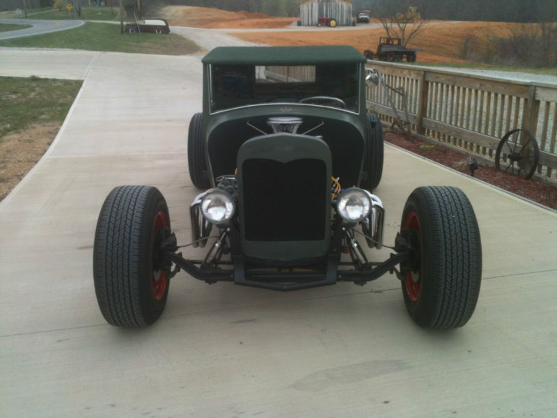 1928 - 29 Ford  hot rod - Page 2 T2ec2034