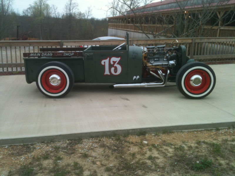 1928 - 29 Ford  hot rod - Page 2 T2ec2035