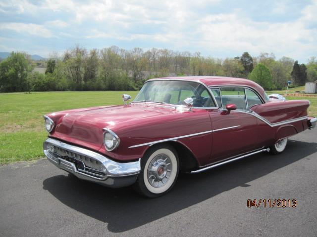 Oldsmobile 1955 - 1956 - 1957 custom & mild custom T2ec2058