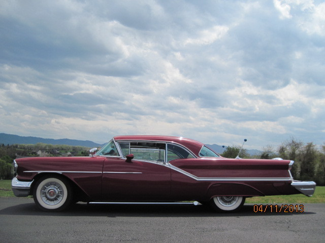 Oldsmobile 1955 - 1956 - 1957 custom & mild custom T2ec2061
