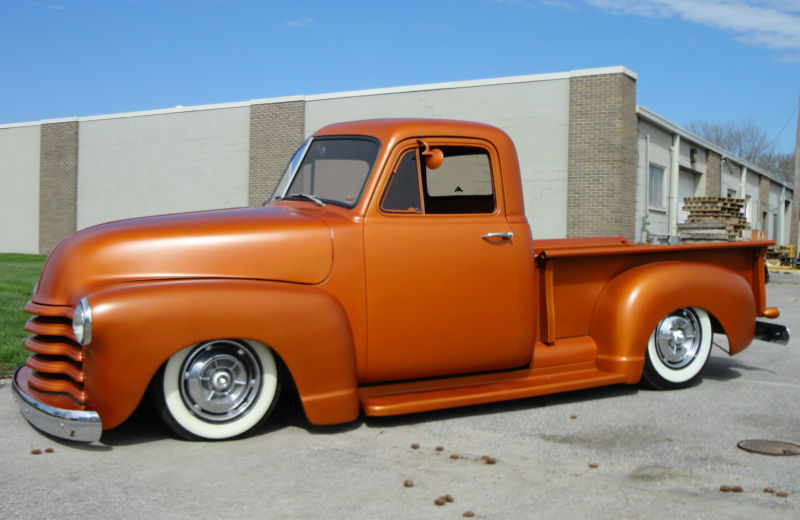 Chevy Pick up 1947 - 1954 custom & mild custom - Page 2 T2ec2103