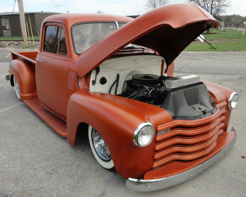 Chevy Pick up 1947 - 1954 custom & mild custom - Page 2 T2ec2108
