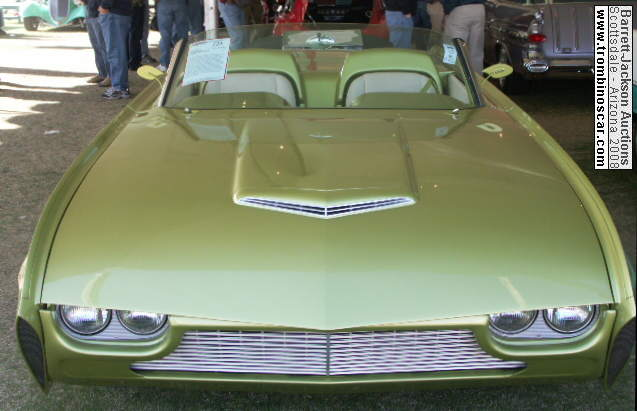 Ford Thunderbird 1961 - 1963 custom & mild custom Tb630410