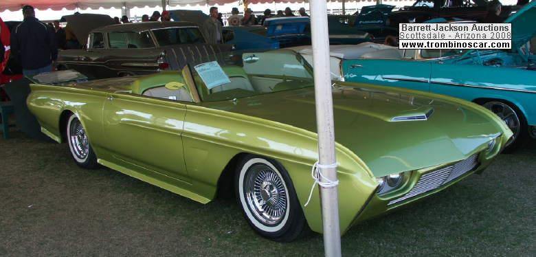 Ford Thunderbird 1961 - 1963 custom & mild custom Tb630411