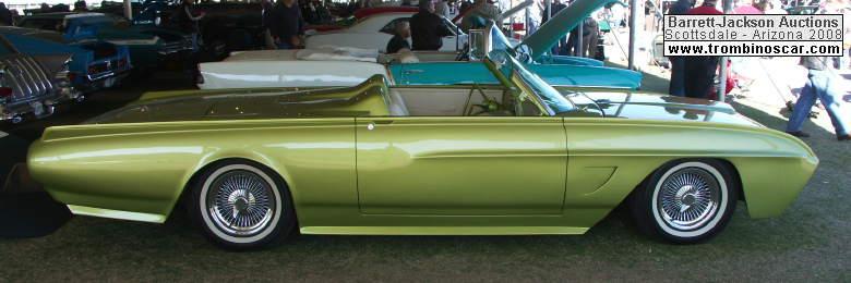 Ford Thunderbird 1961 - 1963 custom & mild custom Tb630412