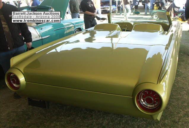 Ford Thunderbird 1961 - 1963 custom & mild custom Tb630414