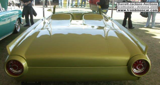 Ford Thunderbird 1961 - 1963 custom & mild custom Tb630415