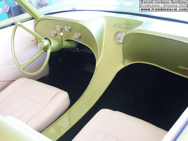 Ford Thunderbird 1961 - 1963 custom & mild custom Tb630416