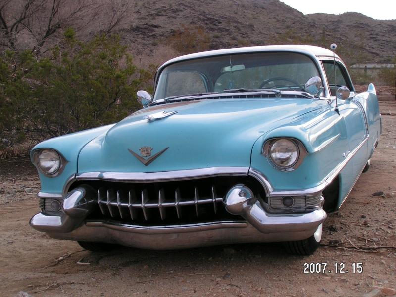 Cadillac 1954 -  1956 custom & mild custom The20s10