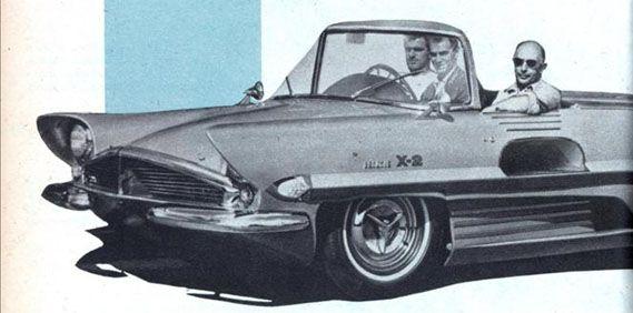 The Besasie X-2 - Raymond Besasie Thumb10