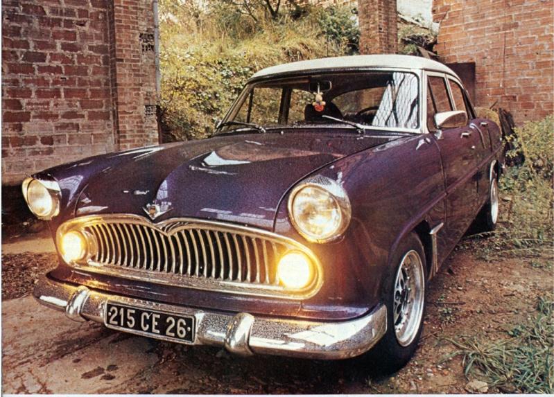 Simca Vedette customs Triano11