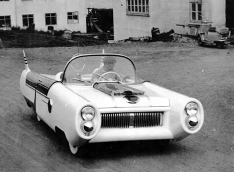 Dream car 1955 de Almar Nordhaug Tumblr10