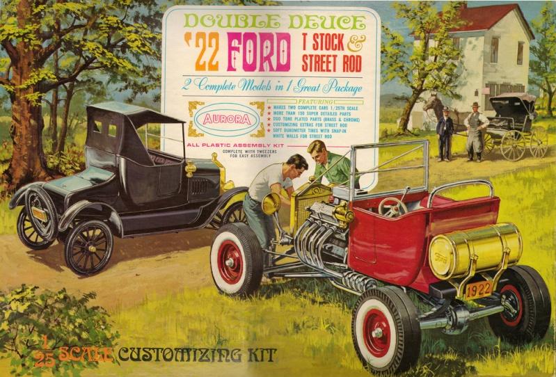 Aurora Hot Rod 1/32 - 1/25 model kit Untitl21
