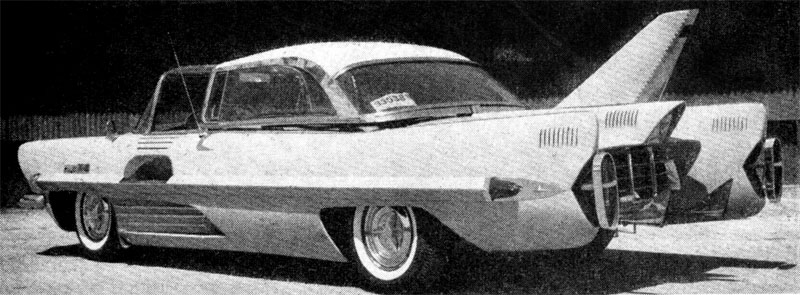 The Besasie X-2 - Raymond Besasie Vada-s10