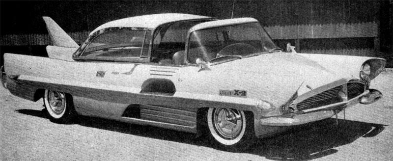 The Besasie X-2 - Raymond Besasie Vada-s12