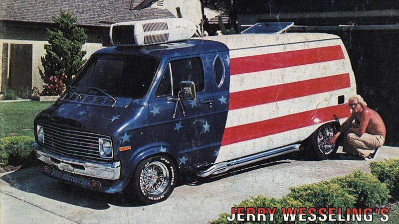 Golden age des Vans Van10010
