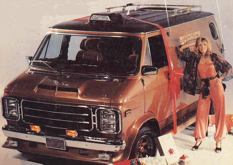 Golden age des Vans Van20010