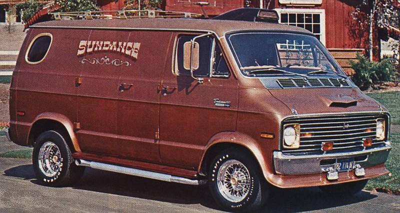 Golden age des Vans Van20011