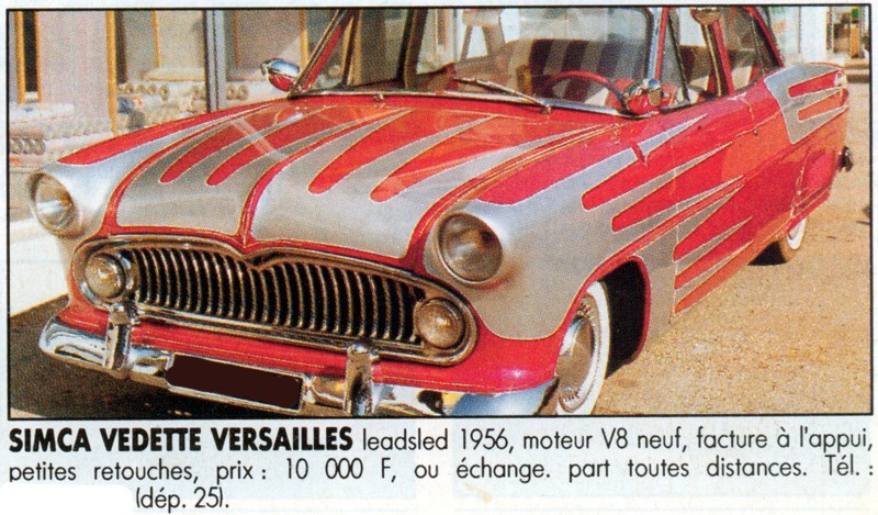 Simca Vedette customs Versai10