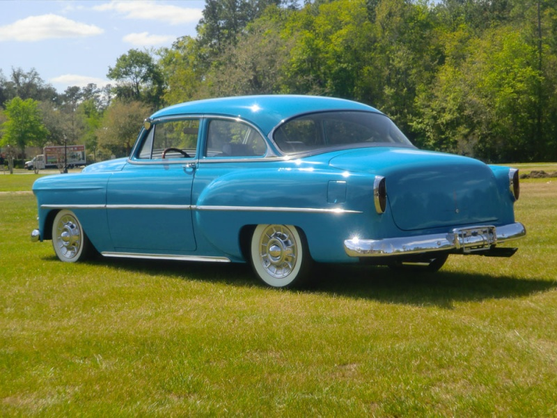 Chevy 1953 - 1954 custom & mild custom galerie - Page 2 X1953x10